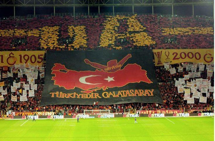 Turkey is Galatasaray