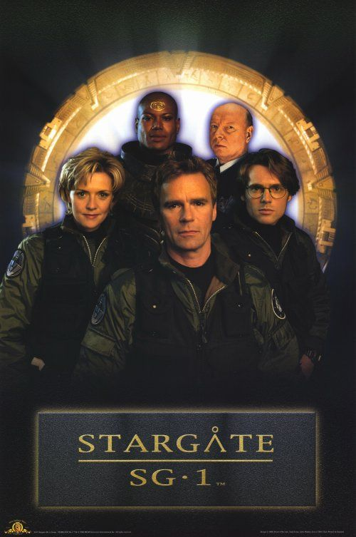 Stargate SG1~ Perfect people x