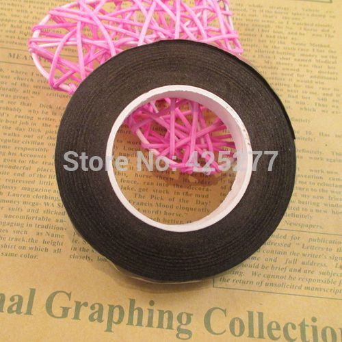 6pcs/lot Free shipping Wholesale brown paper tape for nylon stocking flower and butterfly accessories DIY 004006008 #Affiliate
