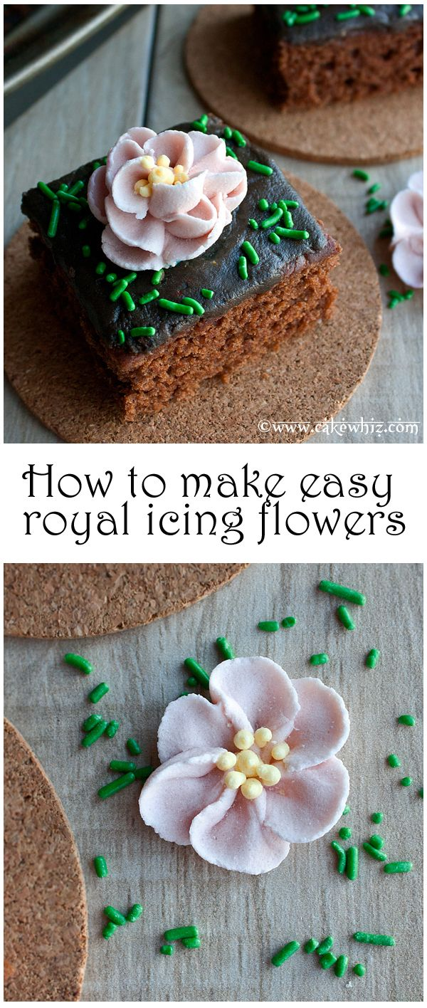 how to make royal icing flowers for wedding cakes royal icing flowers icing flowers and cake on 15982