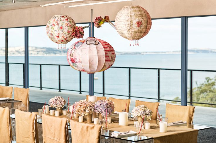 Create a sweet and bright event at your next party at Glen Albyn Estate #glenalbynestate #lantern