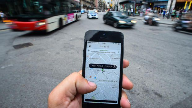 United Airlines to Offer Uber Service on #Mobile App
