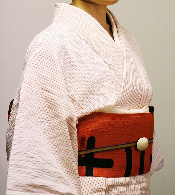 Kimono-Minimalismus geht natürlich auch! / If you tend to be a kimono-minimalist...