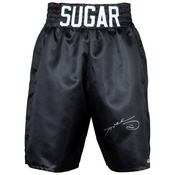 Sugar Ray Leonard Fanatics Authentic Autographed Boxing Trunks - $199.99