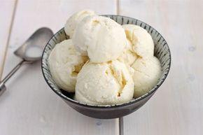Ελαφρύ παγωτό με λίγες θερμίδες μόνο με γάλα! | Φτιάξτο μόνος σου - Κατασκευές DIY - Do it yourself