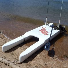 Fly-Carpin: DIY Standamaran Stand Up Paddleboard Plans