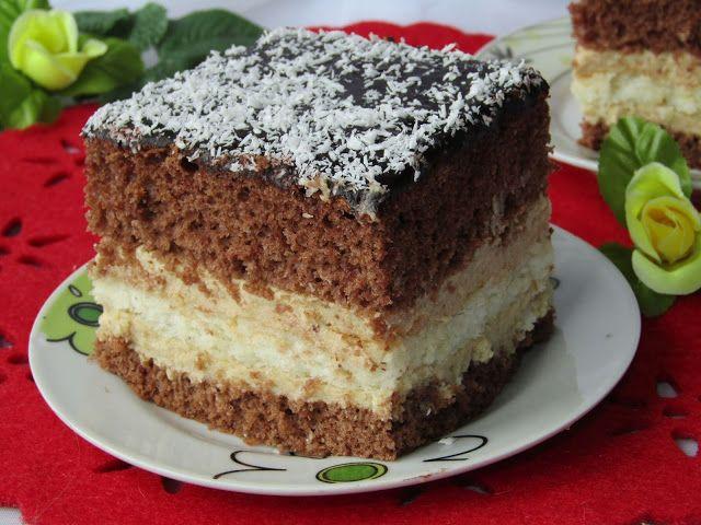 Tradycyjna kuchnia Kasi: Pychotka kokosowo- cappuccinowa