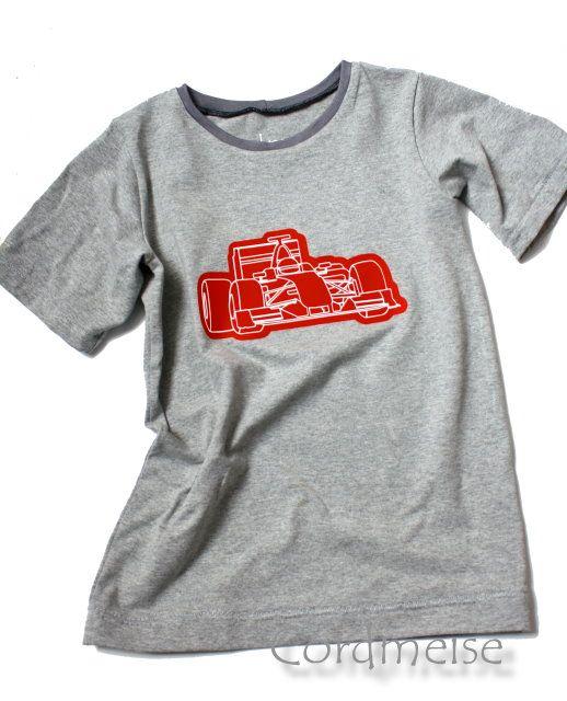 Cordmeise: T-Shirts braucht das Kind Schnittmuster: @lillesolpelle
