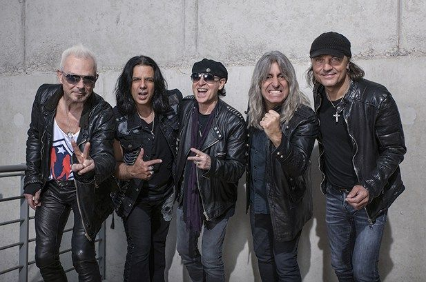 Interview with Matthias Jabs (Scorpions)