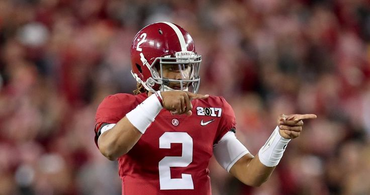 The game is slowing down for Alabama quarterback Jalen Hurts. Hurts is improving as a passer and a leader which could be trouble for the rest of the SEC.
