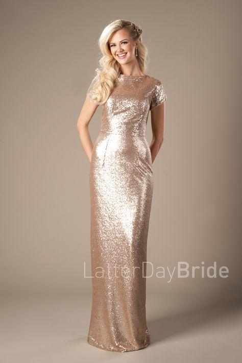 25 Best Sparkly Bridesmaid Dress Ideas On Pinterest