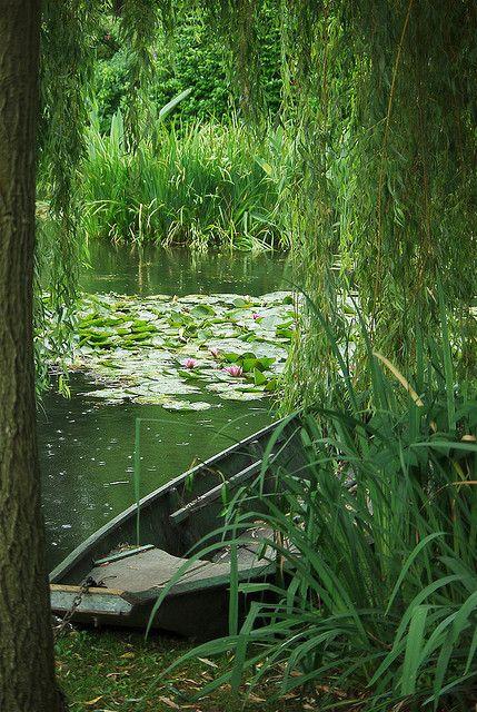 Rêverie sur les traces de Monet I | Flickr - Photo Sharing!