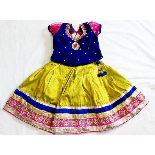 designer lehengas for babies - Google Search