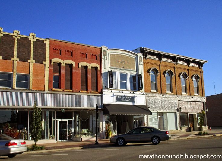 Downtown Lasalle Illinois