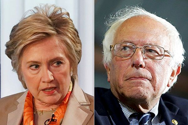 FOX NEWS: Clinton blasts Bernie Sanders for inspiring 'Crooked Hillary' attacks Hillary Clinton takes aim at former Democratic presidential rival Bernie Sanders in her soon-to-be-released campaign memoir accusing him of paving the way for the relentless Crooked Hillary attacks she endured from Donald Trump in the general election.
