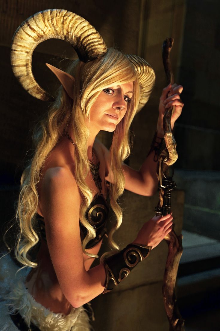 Lukas With A Stunning Shot Of Her Faun Costume By Michael Kügler.
