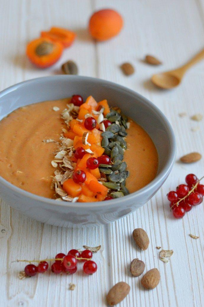 Smoothie bowl Abricots - Amande