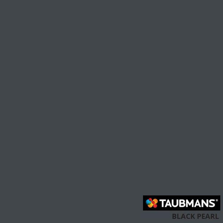 #Taubmanscolour #blackpearl