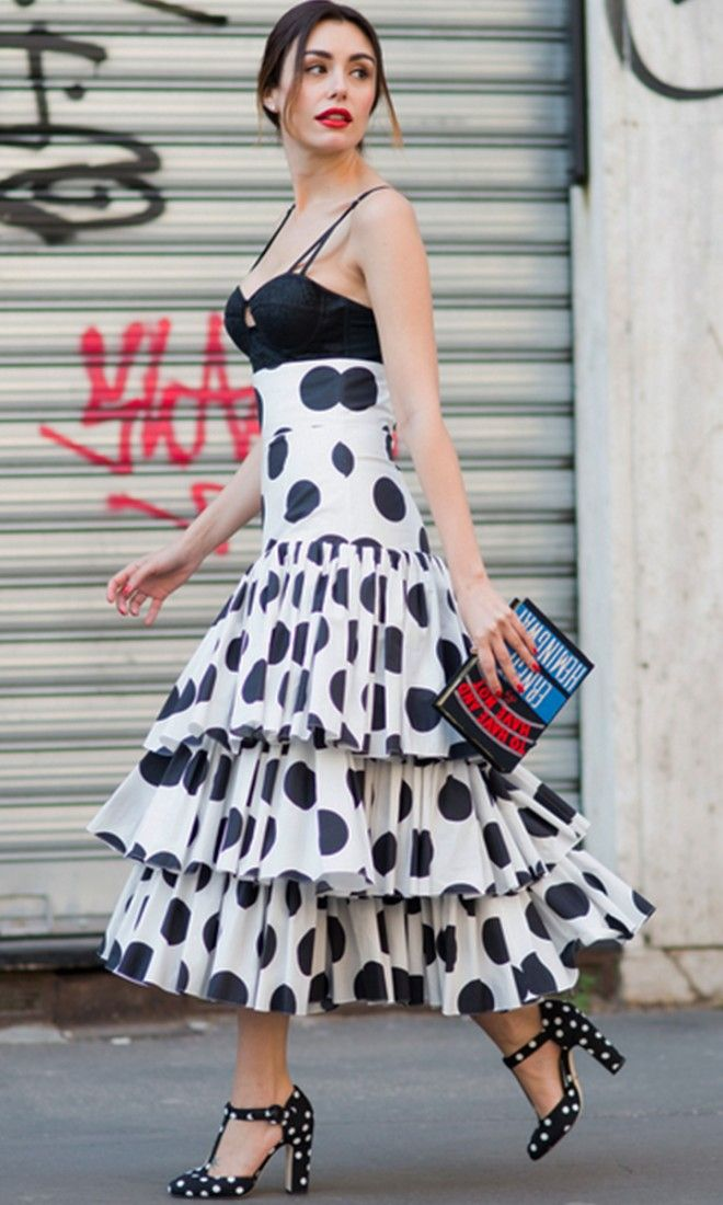 Street Style: The Most Magnificent Looks From Milan Fashion Week