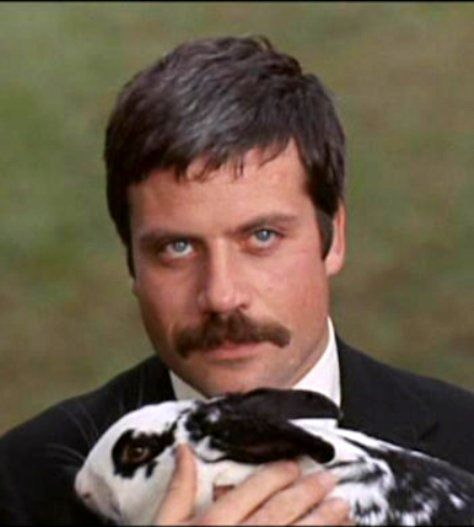 Oliver Reed in Women in Love, 1969.
