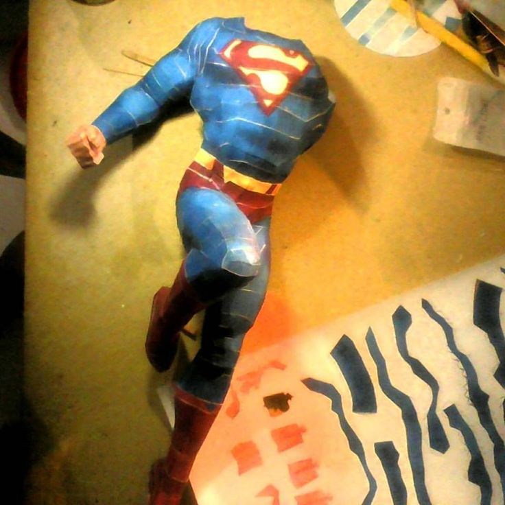Syill going 70% Superman (50cm) Inkjet paper 150gr . #papermodel #papercraft #actionfigure #batmanvsuperman #Creative #dccomic #DIY #hobby #homemade #kerajinankertas #kertas #karton #inkjetpaper #superman #superhero #supermanreturn — in Bandung, Indonesia.