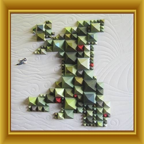 Map of Wales - Beautiful Patchwork Gifts