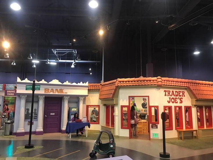 Pretend City Childrens museum