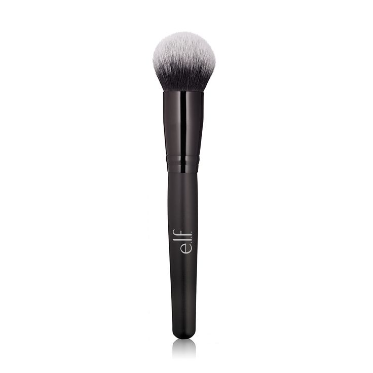 NEW: Foundation Blurring Brush. This foundation brush distributes product evenly by blurring it into the skin for a soft-focus effect.