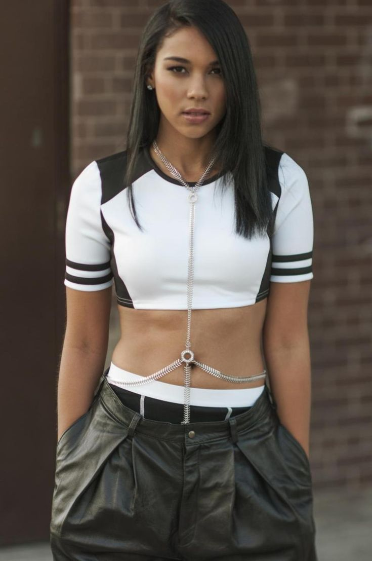 Nickelodeon actress Alexandra Shipp has been tapped to play the R&B singer, The Hollywood Reporter has confirmed. Description from blackvisions.org. I searched for this on bing.com/images