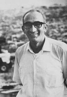 Max B. Yasgur (December 15, 1919 – February 9, 1973) was an American farmer, best known as the owner of the dairy farm in Bethel, New York at which the Woodstock Music and Art Fair was held between August 15 and August 18, 1969.
