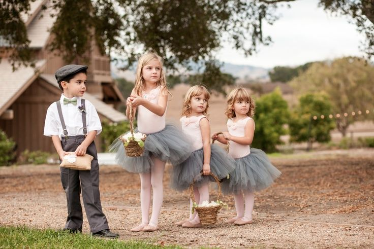 flower girl wedding tutu ideas | Flowers girls in sparkly sequin dresses. I so want to be 5 again.