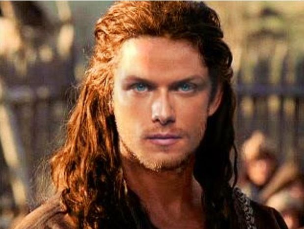 Sam Heughan, as James Alexander Malcolm MacKenzie Fraser, in the upcoming OUTLANDER series on the Starz network. My disappointment that the producers overlooked Tom Hiddleston for the role has been mollified by their selection of Sam.