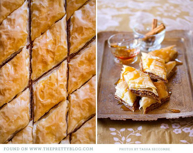 Lovely Baklava Recipe!