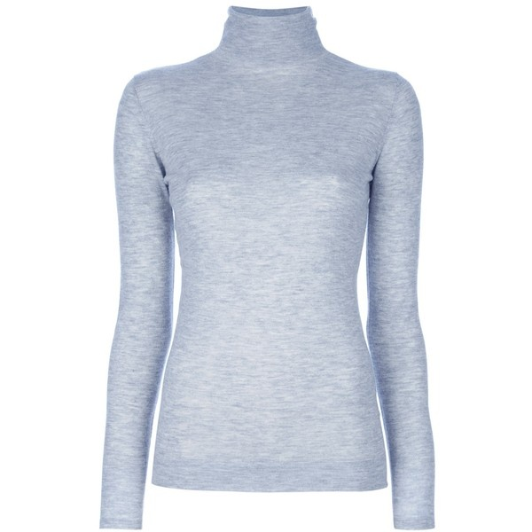 SNOBBY SHEEP turtle neck pullover ($505) ❤