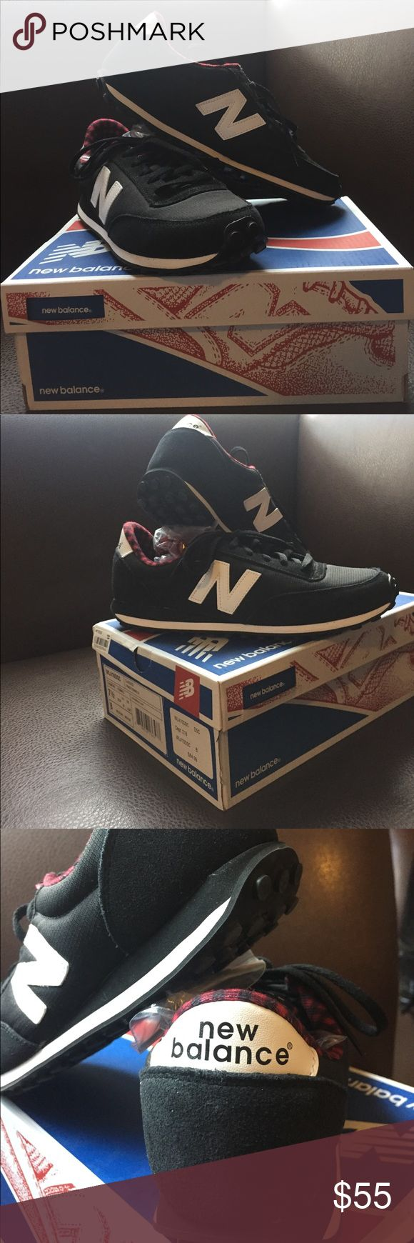 NWT New Balance Sneakers Brand new never worn - just a tad to big for me. Can't return because it's two days past 30 days and don't want store credit :( New Balance Shoes Sneakers