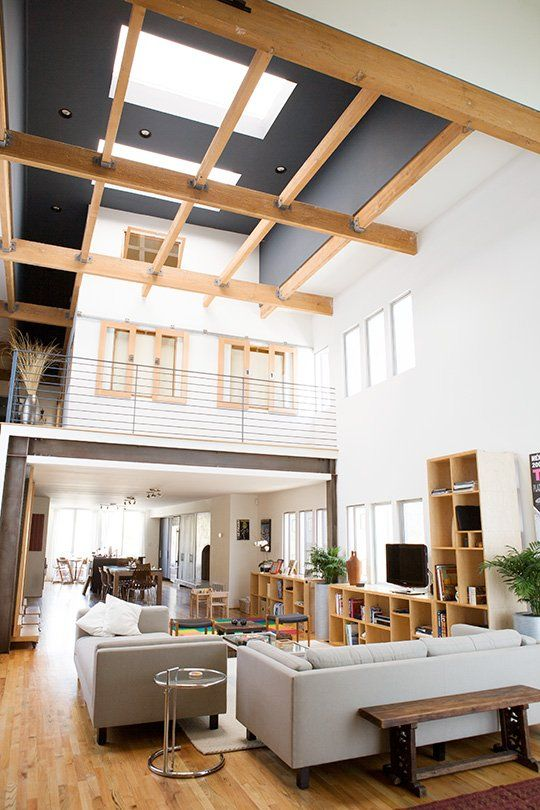 Paola and Steve's Light-Filled Modern Home House Tour