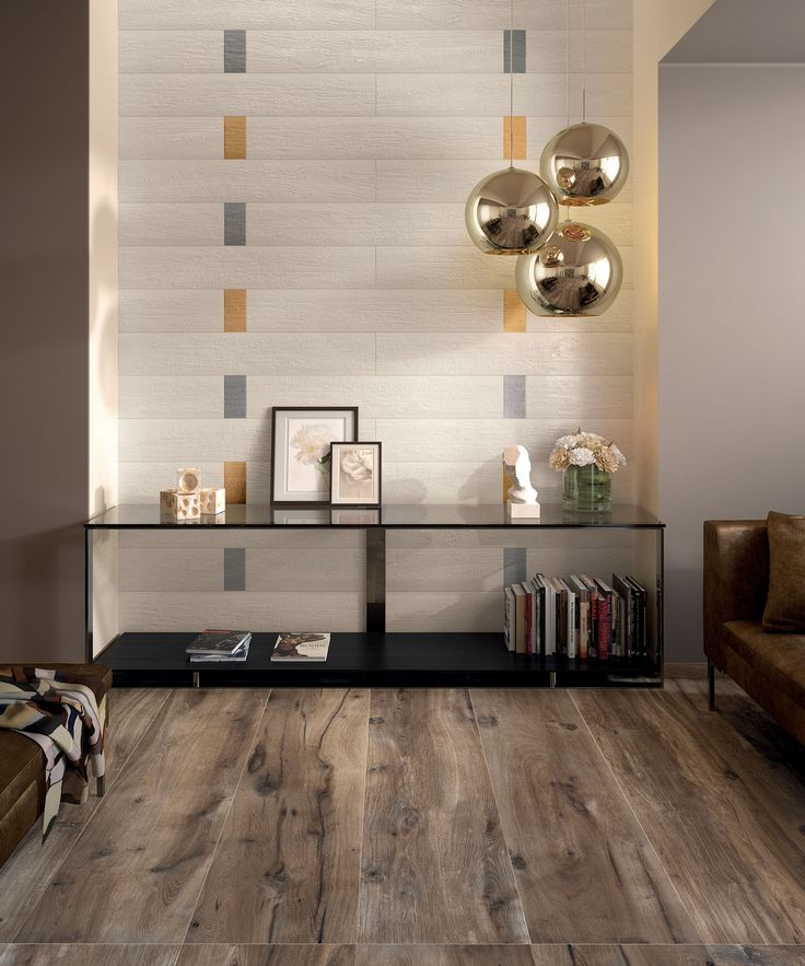 "Legendary Wood Avana | Porcelaine - Porcelain | Fini naturel - Natural Finish | 8""x67"" & 16""x67"" 