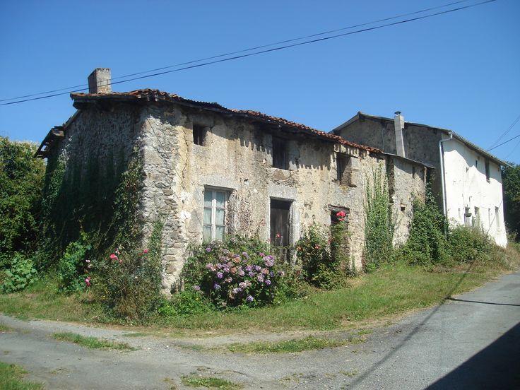 La Limousinière, near L'Absie, France