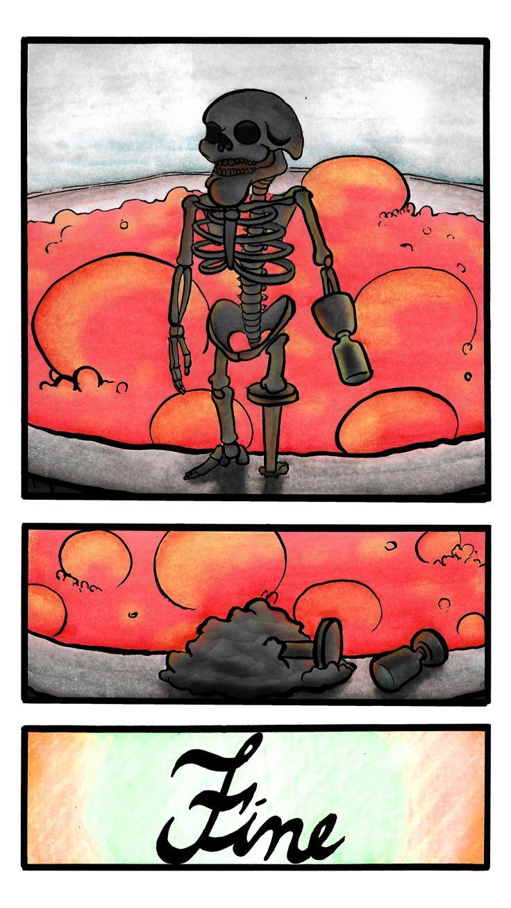 Giulio bottega, fumetto Il Pirata pagina 8