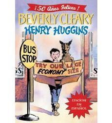 Henry Huggins by Beverly Cleary. PTES 6 books & cassette. AR 4.7