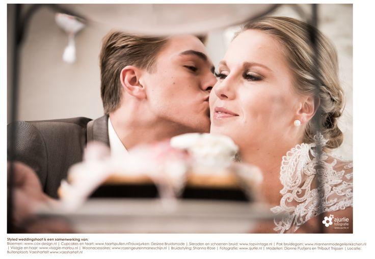 bruidreportage, vintage wedding, styled shoot, weddinginspiration, autumn, herfstbruiloft, Vaeshartelt, foto: www.sjurlie.nl