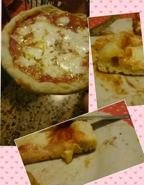 #Pizza fatta con #licoli come in #pizzeria