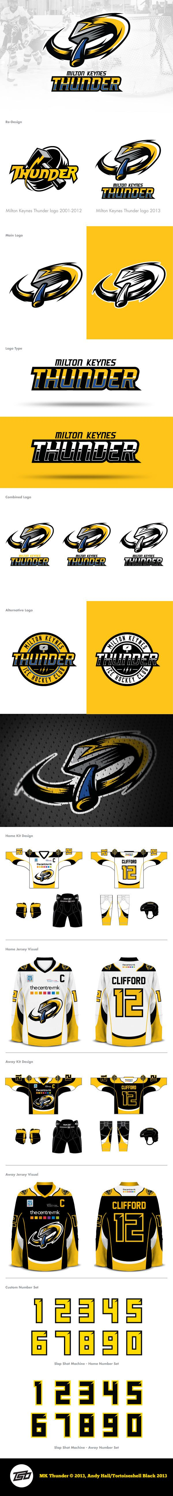 The DFC Milton Keynes Thunder are an ice hockey team from Milton Keynes, England and are the second team in the city behind Milton Keynes Lightning. They currently play in the English National Ice Hockey League South Division One league.Since their ince…