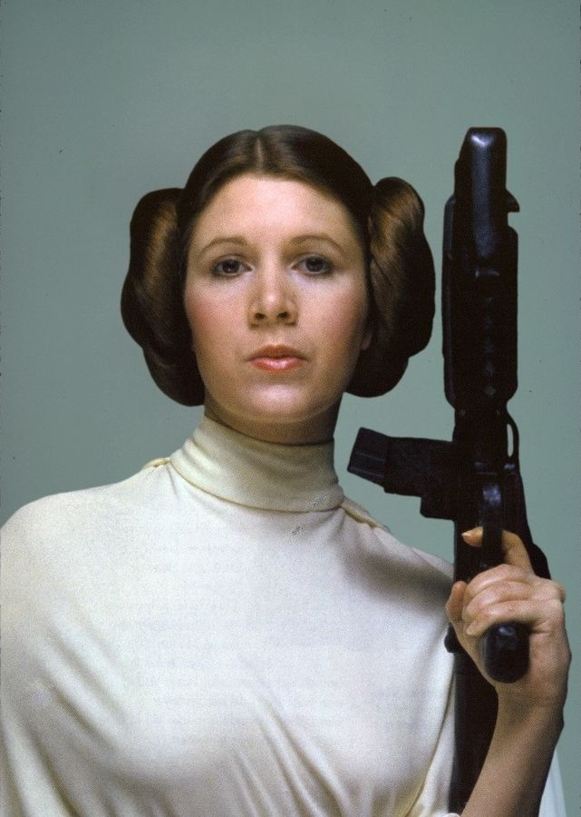 Princess Leia (Star Wars) - Carrie Fisher