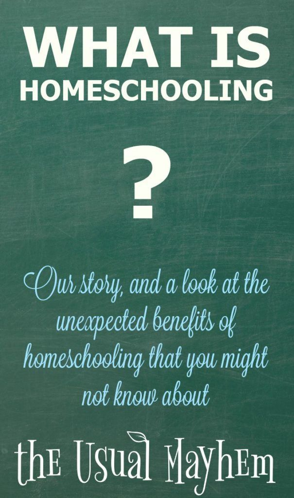 What is homeschooling? Why should you do it? Homeschooling's benefits go far beyond just education. Here's a look at why we began homeschooling, and what it's done for us (and can do for you too!)