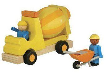 Woody Click Zementmischer: Amazon.de: Spielzeug