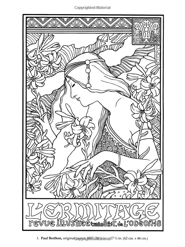 printable coloring pages of masterpieces - photo#7