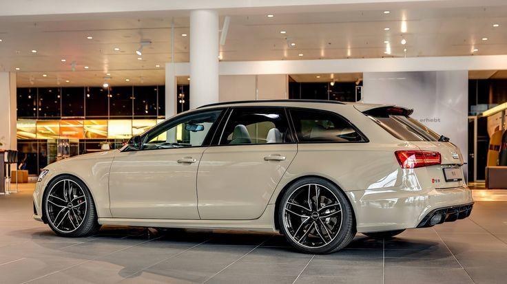 25 Images Audi S6 Avant