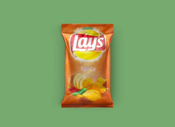 Download Free Aluminum Foil Snack Packet Mockup Free Package Mockups Snacks Free Fast Food Free Packaging Mockup