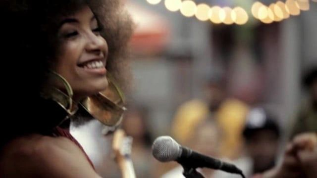 "The official video for Esperanza Spalding's single, ""Black Gold,"" featuring Algebra Blessett. Her upcoming album, Radio Music Society hits stores March 20, 2012. (c) Concord Music Group"